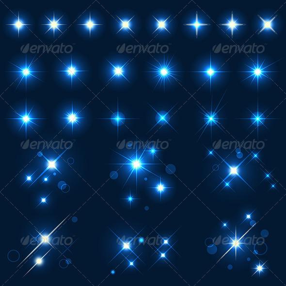 Sparks - Miscellaneous Vectors