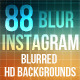 Blur Instagram - Blurred HD Backgrounds - GraphicRiver Item for Sale