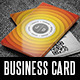 Stylish Business Card 2 - GraphicRiver Item for Sale