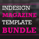 Indesign Magazine Template Bundle (92 Pages) - GraphicRiver Item for Sale