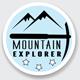 Camping Badges Set - GraphicRiver Item for Sale