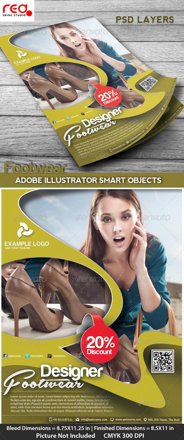 Fashion Flyer, Poster & Magzine - Commerce Flyers