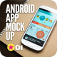 Mobile App | Android App Mock-Up - GraphicRiver Item for Sale