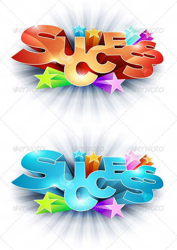 Success - Miscellaneous Vectors