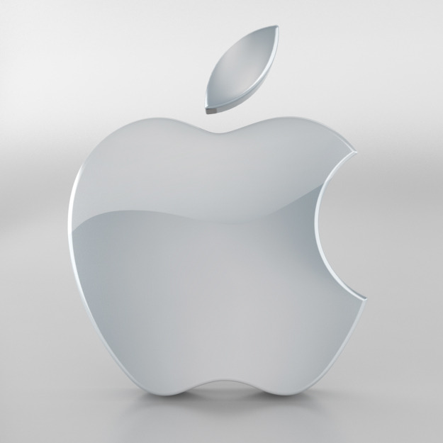 Apple Logo By Leansaler 3docean