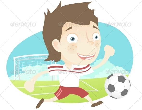 Vector Character - Sports/Activity Conceptual