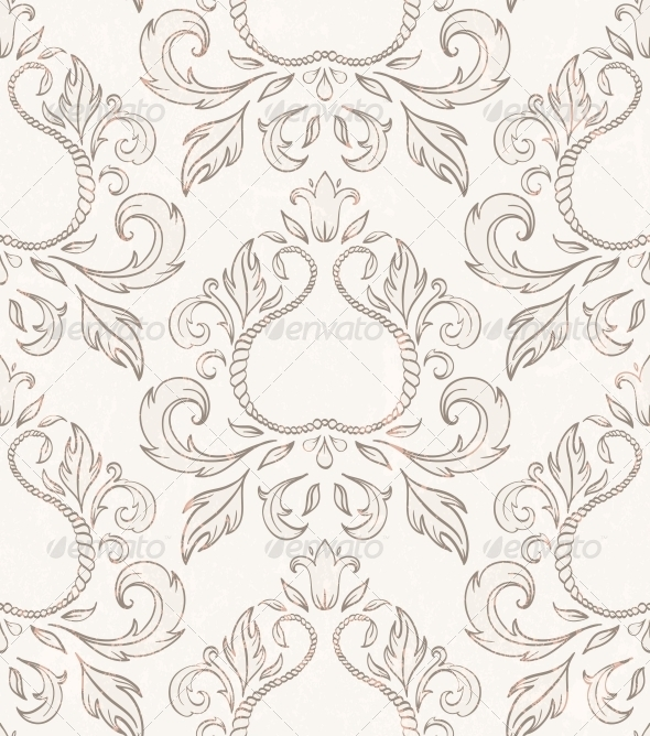 Vintage Seamless Wallpaper - Patterns Decorative