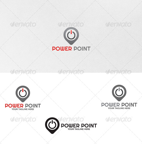 Power Point - Logo Template - Symbols Logo Templates
