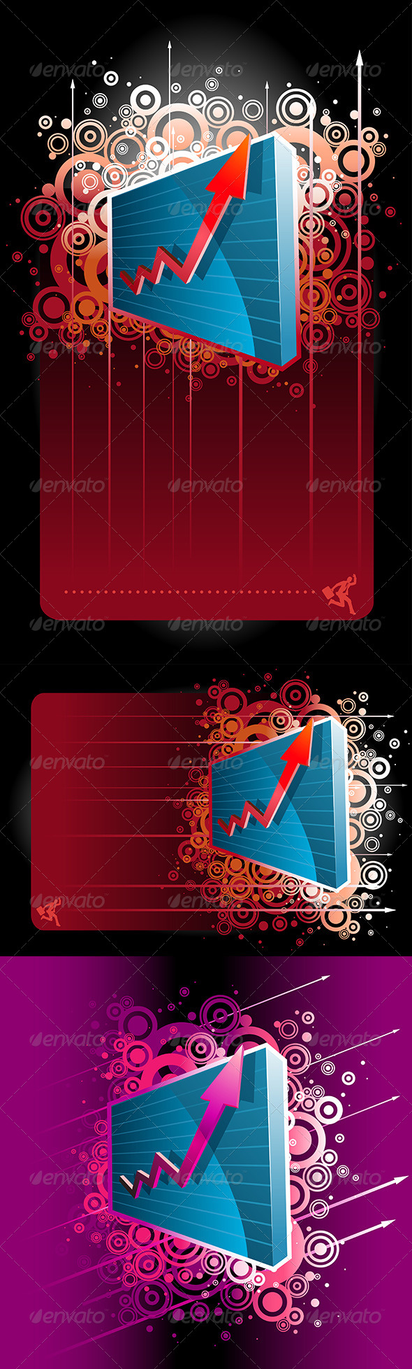 Abstract Graph Set - Concepts Business