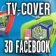 FB 3D TV Cover - GraphicRiver Item for Sale