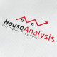 House Analysis Logo - GraphicRiver Item for Sale