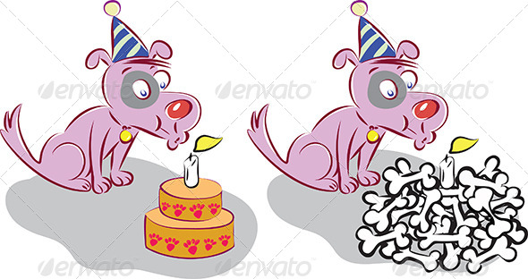 Happy Birhday Dog - Birthdays Seasons/Holidays