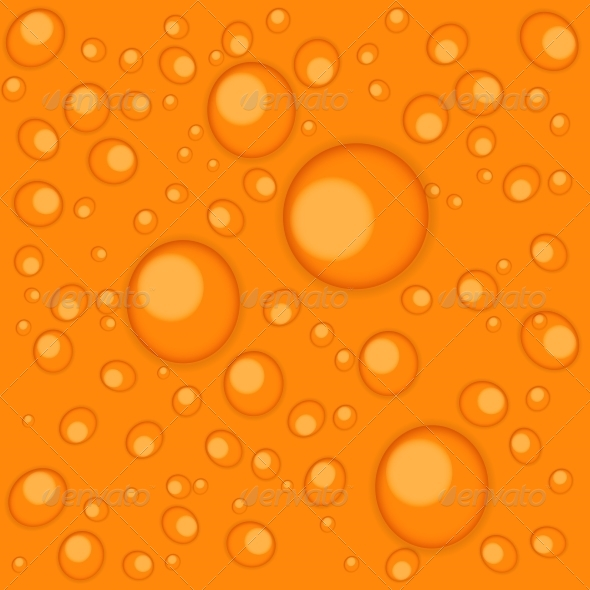 Abstract Backgrounds with Water Drops  - Backgrounds Decorative