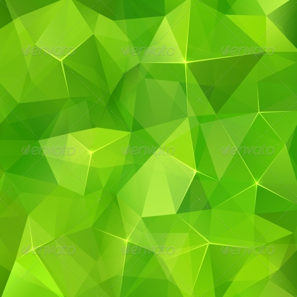 Abstract triangles geometry vector background  - Abstract Textures