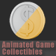 Animated Game Collectibles Kit - GraphicRiver Item for Sale
