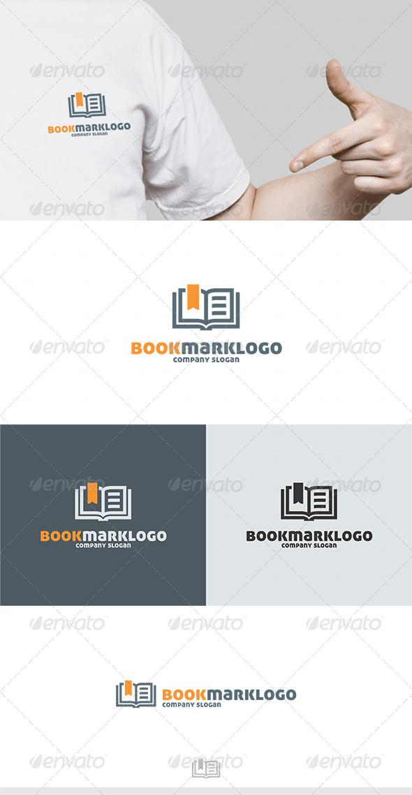 Book Mark Logo - Symbols Logo Templates