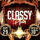 Classy Party Flyer - GraphicRiver Item for Sale
