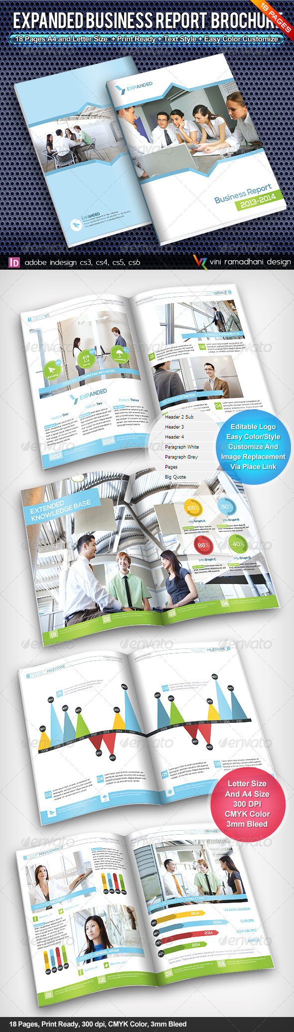Expanded Corporate Brochure - Corporate Brochures