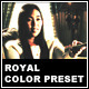 Royal Color Presets - VideoHive Item for Sale