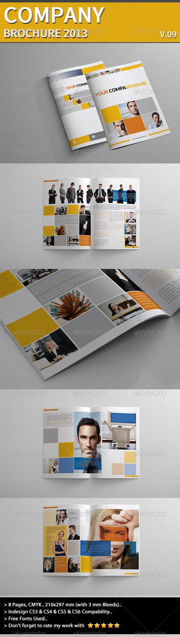 Company Brochure Part 09 - Corporate Brochures