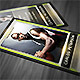 Universal Sport Trading Card 2 - GraphicRiver Item for Sale