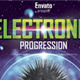Eletronic Progression Flyer - GraphicRiver Item for Sale