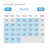 12 calendar widget.  thumbnail