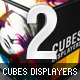 Cubes Displayers II - GraphicRiver Item for Sale
