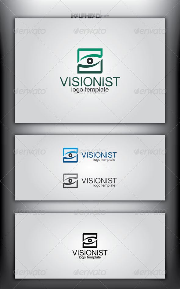 Visionist Logo Template - Abstract Logo Templates