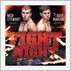 Fight Night Flyer - GraphicRiver Item for Sale