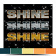 30 Shine Style Pack Photoshop - GraphicRiver Item for Sale