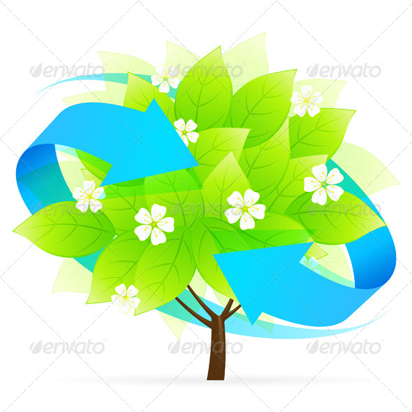 Tree Icon - Flowers & Plants Nature