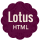 Lotus - Spa & Wellness HTML Responsive Template Nulled
