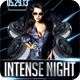 Intense Party Flyer - GraphicRiver Item for Sale