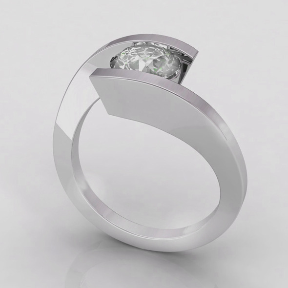 NR Design Allegria Ring - 3DOcean Item for Sale