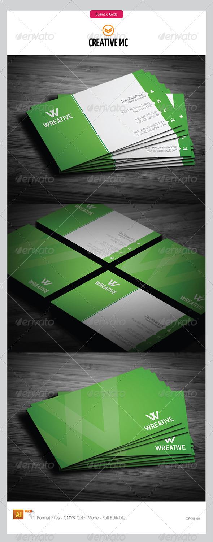 Corporate Business Cards 331 - Corporate Business Cards