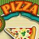 Menu Pizza - GraphicRiver Item for Sale