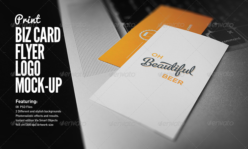 Business cards flyer logo mock up by itscroma graphicriver previewset01business card flyer logo mockupg reheart