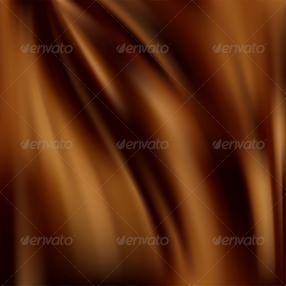 Abstract Chocolate Background - Backgrounds Decorative