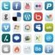 Social Media Icons Square  - GraphicRiver Item for Sale