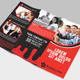 Tri-Fold Corporate Business Brochure 05 - GraphicRiver Item for Sale