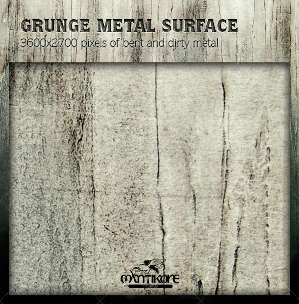 Grunge Metal Surface - Textures