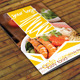 Restaurant Menu A5 Fold Vol 1 - GraphicRiver Item for Sale