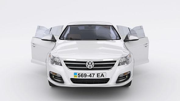 Volkswagen Passat CC - 3DOcean Item for Sale