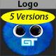 Logo Glitch 03 - AudioJungle Item for Sale