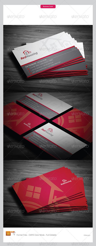 Corporate Business Cards 332 - Corporate Business Cards