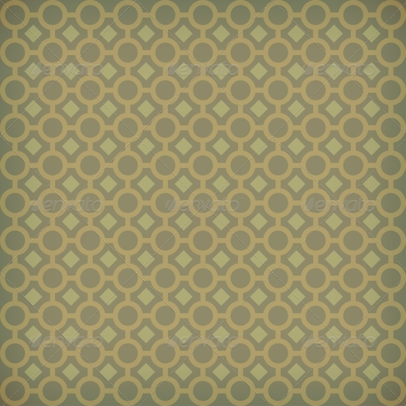 Colorful Retro Pattern Background - Patterns Decorative