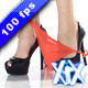 High Heels & Slipping Thong - VideoHive Item for Sale