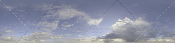 Skydome HDRI - Day Clouds - 3DOcean Item for Sale