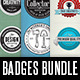 Retro Badges Bundle - GraphicRiver Item for Sale
